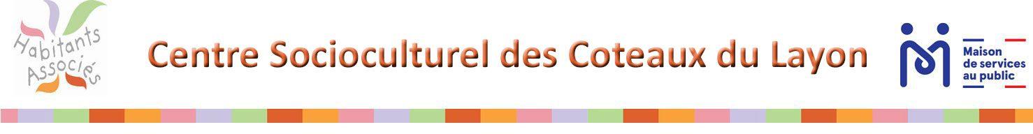 Site du Centre Social des Coteaux du Layon